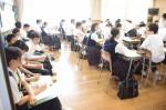 令和元年度体験入学<筑紫丘中学校>【59】