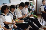 令和元年度体験入学<筑紫丘中学校>【61】
