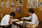 令和元年度体験入学<筑紫丘中学校>【64】
