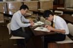 令和元年度体験入学<筑紫丘中学校>【68】