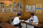 令和元年度体験入学<筑紫丘中学校>【69】