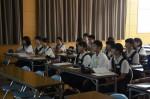 令和元年度体験入学<筑紫丘中学校>【74】