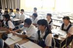 令和元年度体験入学<筑紫丘中学校>【76】