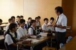 令和元年度体験入学<筑紫丘中学校>【78】