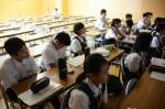 令和元年度体験入学<筑紫丘中学校>【79】