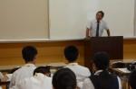 令和元年度体験入学<筑紫丘中学校>【81】