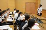 令和元年度体験入学<筑紫丘中学校>【82】
