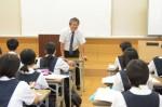 令和元年度体験入学<筑紫丘中学校>【83】