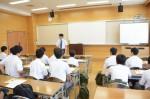 令和元年度体験入学<福岡教育大学附属福岡中学校>【2】