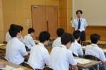 令和元年度体験入学<福岡教育大学附属福岡中学校>【3】