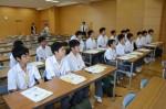 令和元年度体験入学<福岡教育大学附属福岡中学校>【8】