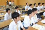 令和元年度体験入学<福岡教育大学附属福岡中学校>【9】