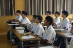 令和元年度体験入学<福岡教育大学附属福岡中学校>【13】