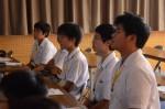 令和元年度体験入学<福岡教育大学附属福岡中学校>【14】