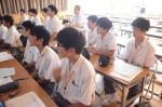 令和元年度体験入学<福岡教育大学附属福岡中学校>【15】