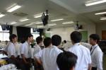 令和元年度体験入学<福岡教育大学附属福岡中学校>【20】