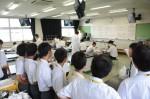 令和元年度体験入学<福岡教育大学附属福岡中学校>【21】