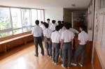 令和元年度体験入学<福岡教育大学附属福岡中学校>【22】