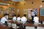 令和元年度体験入学<福岡教育大学附属福岡中学校>【34】
