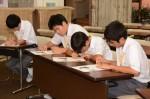 令和元年度体験入学<福岡教育大学附属福岡中学校>【36】