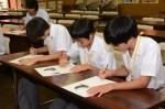 令和元年度体験入学<福岡教育大学附属福岡中学校>【37】