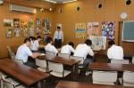 令和元年度体験入学<福岡教育大学附属福岡中学校>【42】
