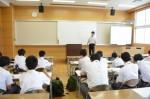 令和元年度体験入学<福岡教育大学附属福岡中学校>【43】