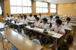 令和元年度体験入学<福岡教育大学附属福岡中学校>【44】