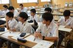 令和元年度体験入学<福岡教育大学附属福岡中学校>【45】