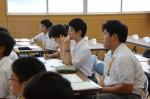 令和元年度体験入学<福岡教育大学附属福岡中学校>【46】