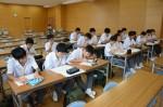 令和元年度体験入学<福岡教育大学附属福岡中学校>【47】
