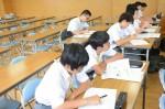 令和元年度体験入学<福岡教育大学附属福岡中学校>【48】