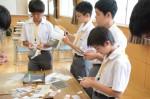 令和元年度体験入学<福岡教育大学附属福岡中学校>【53】