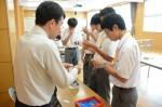 令和元年度体験入学<福岡教育大学附属福岡中学校>【57】