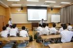 令和元年度体験入学<福岡教育大学附属福岡中学校>【61】