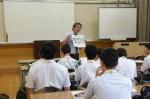 令和元年度体験入学<福岡教育大学附属福岡中学校>【71】