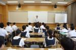 令和元年度体験入学<学業院中学校・平尾中学校>【6】