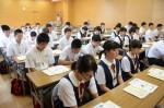 令和元年度体験入学<学業院中学校・平尾中学校>【9】