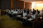 令和元年度体験入学<学業院中学校・平尾中学校>【13】