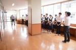 令和元年度体験入学<学業院中学校・平尾中学校>【19】