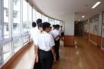 令和元年度体験入学<学業院中学校・平尾中学校>【20】
