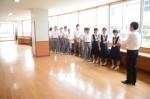 令和元年度体験入学<学業院中学校・平尾中学校>【21】