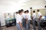 令和元年度体験入学<学業院中学校・平尾中学校>【23】