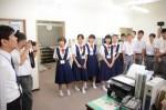令和元年度体験入学<学業院中学校・平尾中学校>【24】