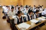 令和元年度体験入学<学業院中学校・平尾中学校>【28】