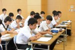 令和元年度体験入学<学業院中学校・平尾中学校>【29】