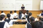 令和元年度体験入学<学業院中学校・平尾中学校>【34】