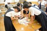 令和元年度体験入学<学業院中学校・平尾中学校>【36】