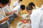 令和元年度体験入学<学業院中学校・平尾中学校>【38】