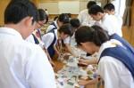 令和元年度体験入学<学業院中学校・平尾中学校>【39】